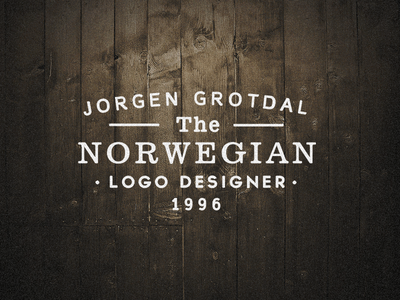 Personal logo crest
