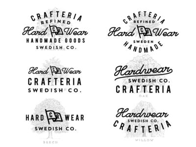 Crafteria Hardwear