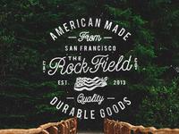Rock Field poster