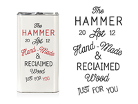 The Hammer Lot