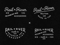 Rail + River