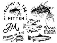 Fishin' in the Mitten