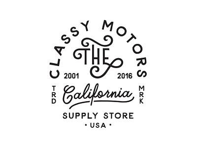 The Classy Motors logo