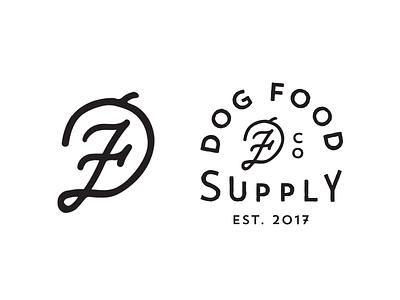 Dog Food Supply logo