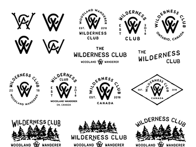 The Wilderness Club concepts