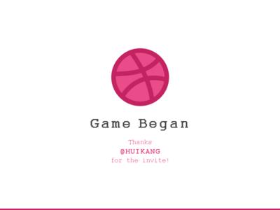 Game Began