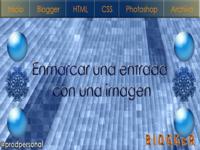 Image Post Borders