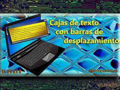 Text Box With ScrollBar