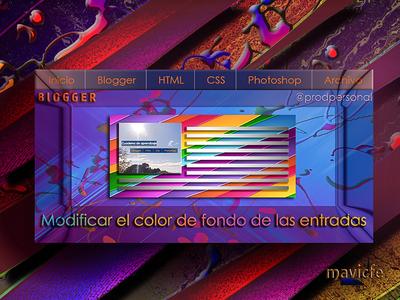 Post Background Color post background colorful graphic design composition illustration blogspot color design blogger blog design mavicfe web design article blog infographic prodpersonal photoshop