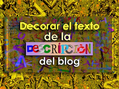 Decorated Text typography text css blogging colorful graphic design composition illustration blogspot design color blogger blog design web design mavicfe blog article infographic prodpersonal photoshop