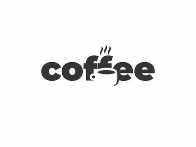 coffee logo design branding vector artwork logo