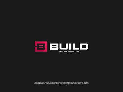 Logo Design for Build, a Construction Company artwork branding design logo