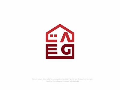 Logo Design Concept for a Construction Company icon design design branding logo