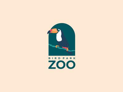 Logo Design Concept for National Park
