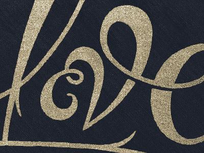 lve (WIP) typography script texture flourish ligatures simon ålander coffee made me do it