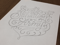 The Salvation Army (sketch)