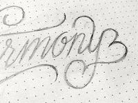 Harmony (sketch)