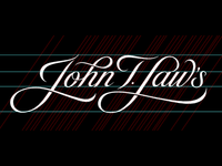 John T. Law's (lines)