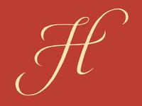 Calligraphy H