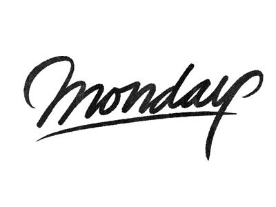 Monday d