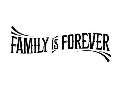 family is forever by simon lander dribbble. Black Bedroom Furniture Sets. Home Design Ideas