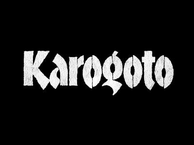 Karogoto d