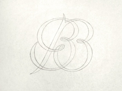 BB monogram (sketch)