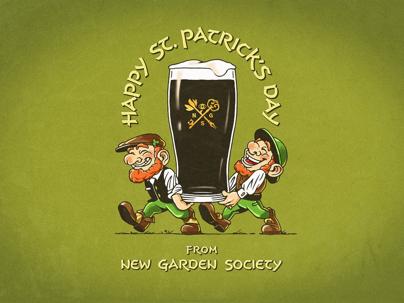 St. Patrick's Day / NGS