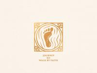 Icon Design - Journey 12 Walk By Faith