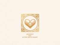 Icon Design - Journey 13 After God's Heart