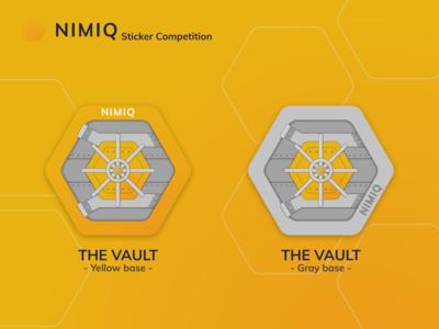 Nimiq Sticker Challenge pt. 02 - The vault