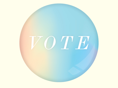 This is important! Get it USA. illustrate vote