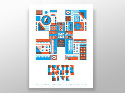 Pretty Light poster design