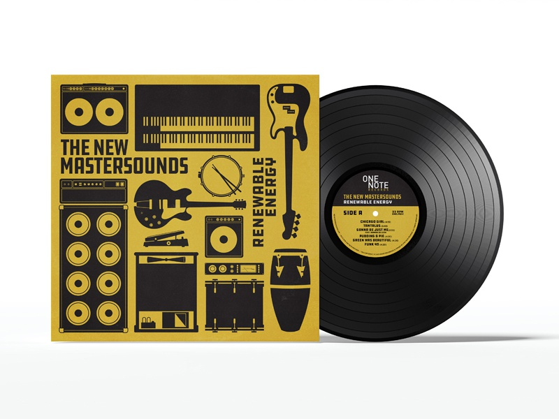 The New Mastersounds Quot Renewable Energy Quot By Add Noise