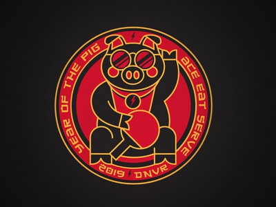 Ace Eat Serve - Year of the Pig colorado denver ace eat serve 2019 year of the pig chinese new year