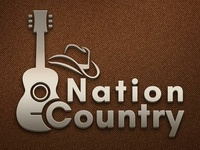 Nation Country Music Logo - TAG Management LLC