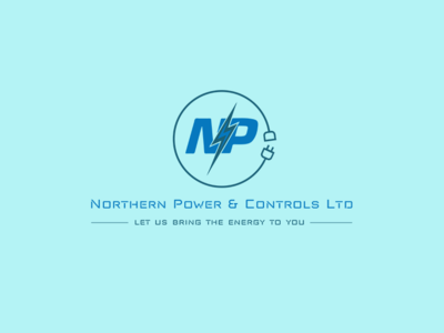 Northerpower Logo Design - TAG Management LLC after affects minimal logo design final brand identity company style guide logo mark construction color palette character art branding project brand book vector illustration elegant logo branding beautiful logo branding design logo design concept tagmanagementllc logo illustrated logo design