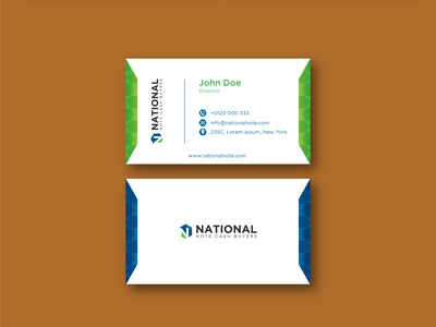 Creative Business Card Designs -  TAG Management LLC