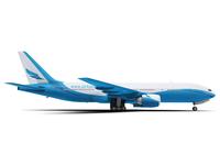 Air Kasai Airline Graphics & Brand Identity Design
