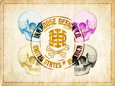 Skulltones Ad designer graphic designer graphic design design logo advertising branding illustration