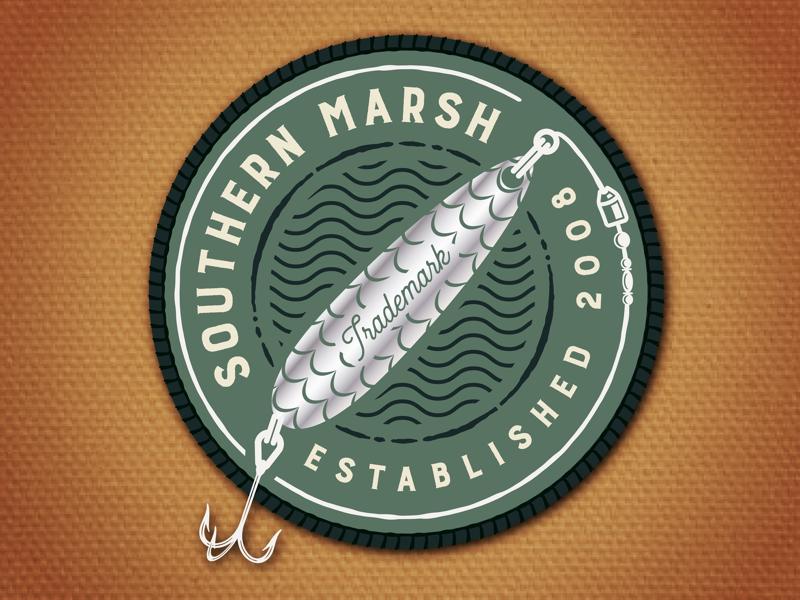 Unused Hat Patch badge patch vector apparel design apparel illustrator design