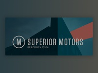 Superior Motors Design Identity