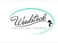 Woodstock Christian Church Logo Concept 3