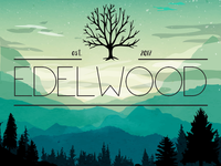 Edelwood Logo