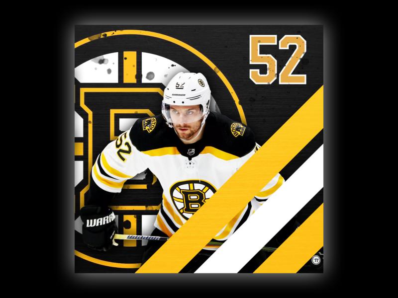 Boston Bruins Countdown watercolour logo clipping mask overlay nhl hockey countdown social media designer photo boston bruins bruins photoshop art photoshop design