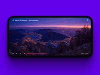 video player daily ui 057