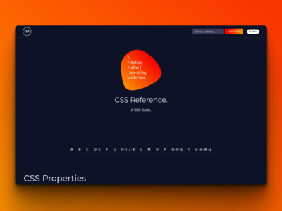 Colors & Fonts - CSS Reference