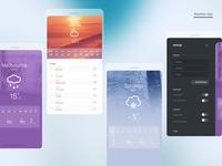Weather App - Concept