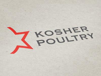 Kosher Poultry kosher poultry belgium logo star of david magen david beak