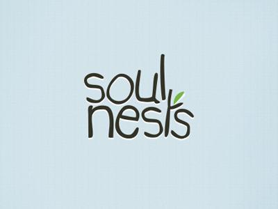 Soulnests mates soul logo social platform branch nest